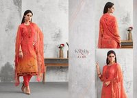 Pure Cotton Digital Printed Salwar Suits