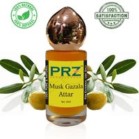 PRZ Musk Gazala Attar Roll on For Unisex