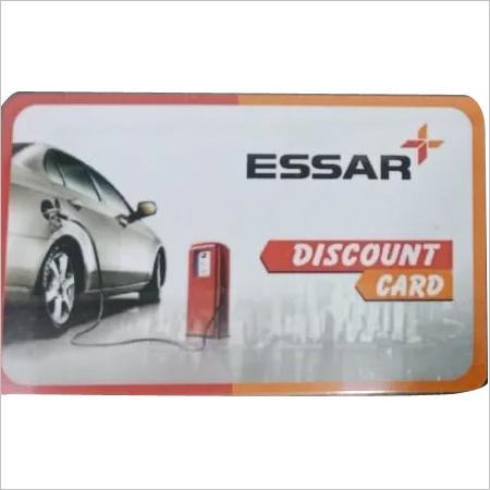 PVC Discount Card