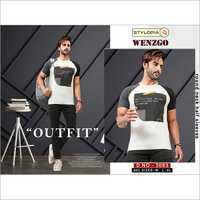Mens Body Fit T Shirt