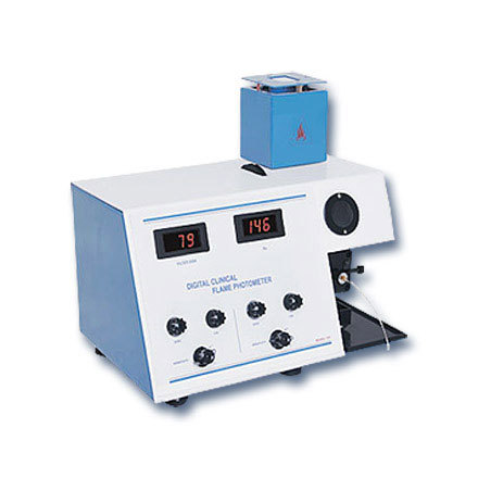 Dual Channel Flame Photometer -391/392
