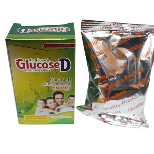 Glucose D Energy Drink Powder