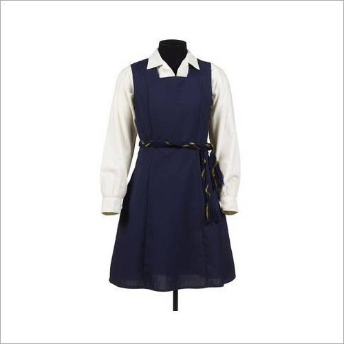 Girls Customized School Uniform
