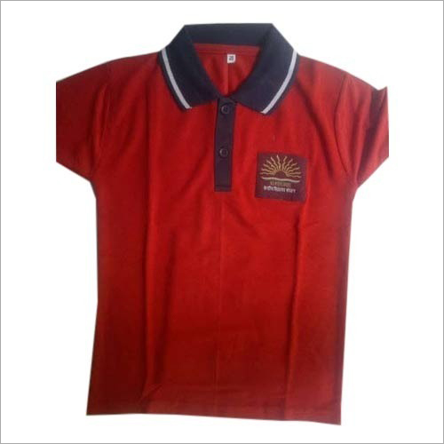 School Collor Sports T-Shirt