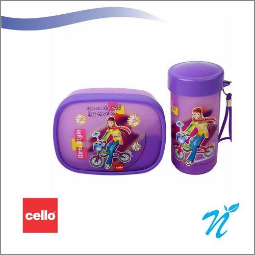 Cello BITE RITE Set Violet