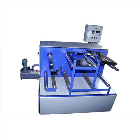 Inspection Doctoring Rewinding Machine