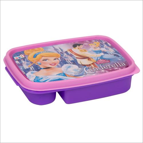 Plastic Printed Tiffin Box