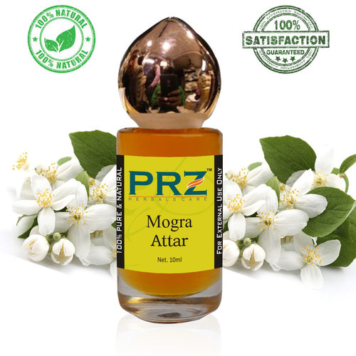 PRZ Mogra Attar Roll on For Unisex