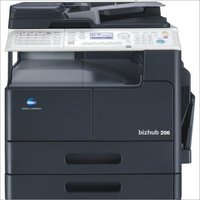 Photocopier with Network card
