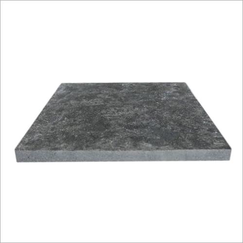 Flaming Black Basalt Stone
