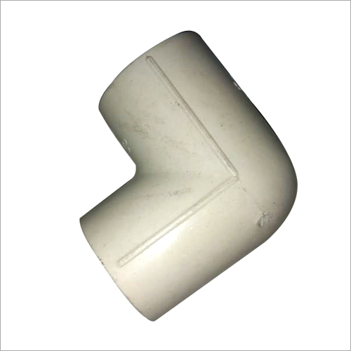 90 Degree PVC Elbow