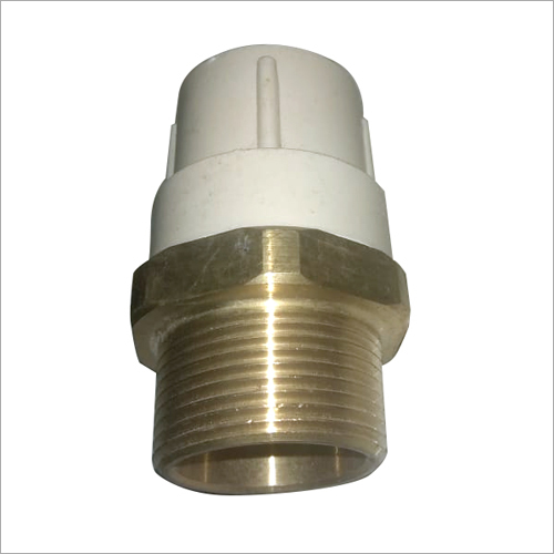 CPVC Brass Coupling