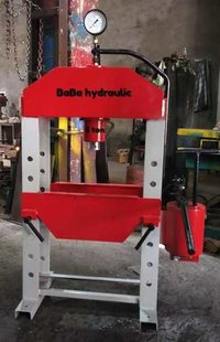 5 ton hydraulic machine