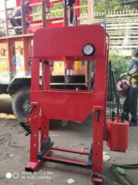 10 ton hydraulic machine