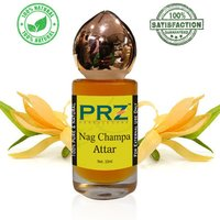 PRZ Nag Champa Attar Roll on For Unisex