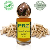 PRZ Sandal Musk Attar Roll on For Unisex