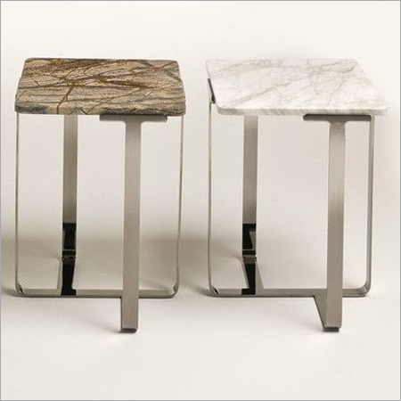 Fancy Marble Side Table