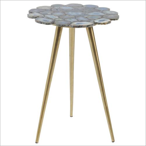 Amethyst Side Table