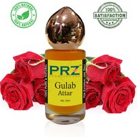 PRZ Gulab Attar Roll on For Unisex