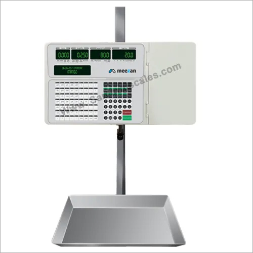 Super Market Printing Scale