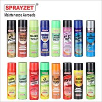 Maintenance Aerosols