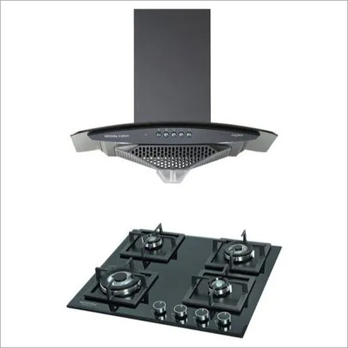 Kutchina Curvy Kitchen Chimney