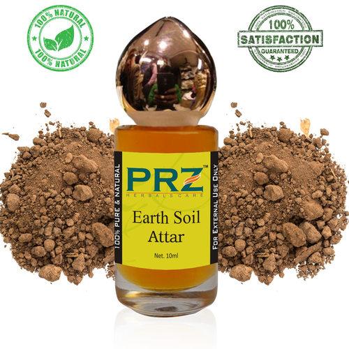 PRZ Earth Soil Attar Roll on For Unisex