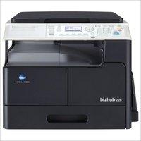 Konica Minola Bizhub 226 Photocopier machine with Original cover