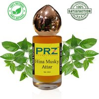 PRZ Hina Musky Attar Roll on For Unisex
