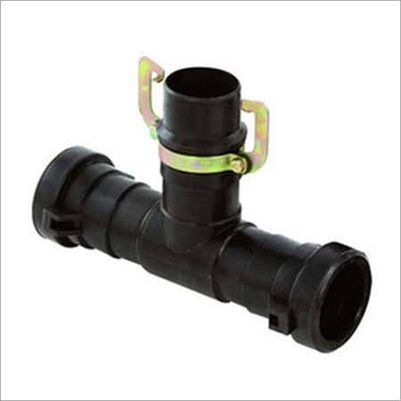 Hdpe Sprinkler Pipe Coupled Tee