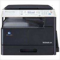 Konica Minolta Bizhub 226 Photocopier machine with Auto Duplex and Original cover