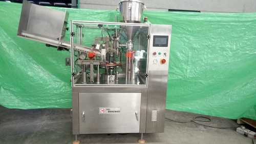 Tube Filling Machine for Lemi,Plastic, Alluminum