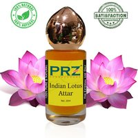 PRZ Indian Lotus Attar Roll on For Unisex
