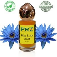 PRZ Blue Lotus Attar Roll on For Unisex