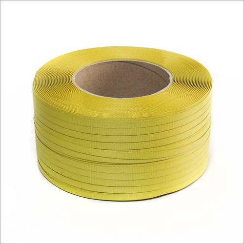 Yellow Strapping Roll