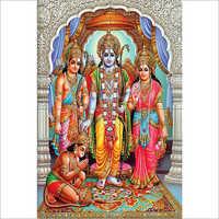 Ram Sita Wall Tile
