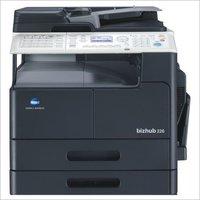 Photocopier with RADF + Auto Duplex + Network card + Control panel