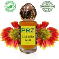 PRZ Mukhallat Attar Roll on For Unisex