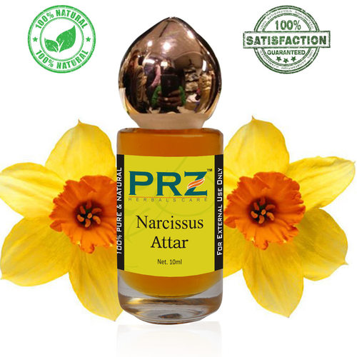 PRZ Narcissus Attar Roll on For Unisex