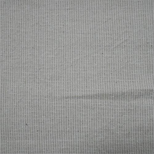 Plain Cotton Jacquard Fabric