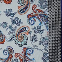Floral Printed Knitted Fabric