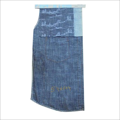 Mercerized Denim Fabric