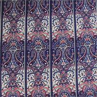 Viscose Rayon Printed Fabric
