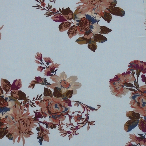 Customized Printed Rayon Fabric