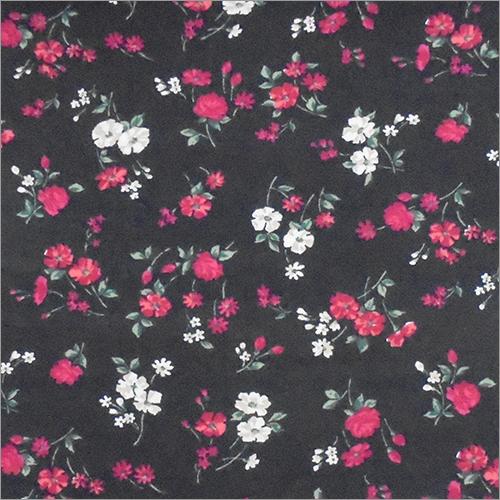 Silky Print Rayon Fabric
