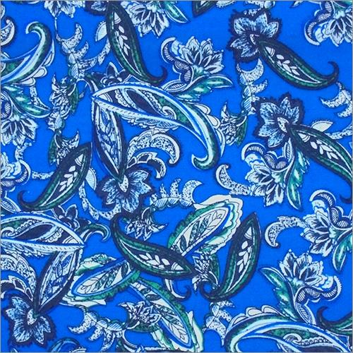 100 Percent Rayon Printed Fabric