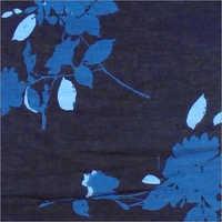 Woven Rayon Crepe Printed Fabric