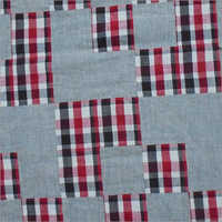 Woven Yarn Dyed Check Fabric