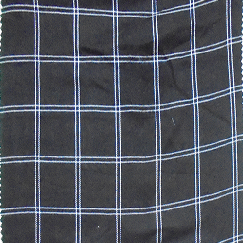 Cotton Yarn-Dyed Check Fabric