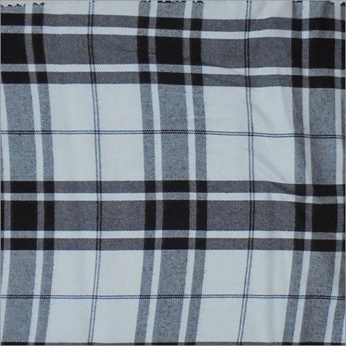 Cotton Yarn Dyed Check Fabric